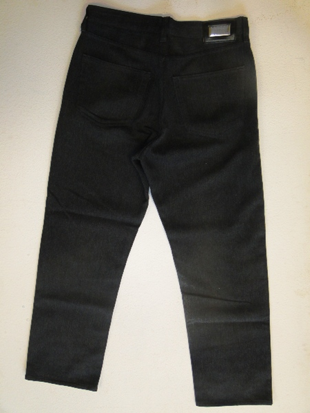 hugo boss alabama kord hose dunkelgrau uni w32 l32 ebay. Black Bedroom Furniture Sets. Home Design Ideas