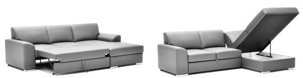 Polyrattan Lounge Schwarz Sofa Garnitur ~ Luxus Lounge Sofa Landschaft Couch Polster Garnitur Leder Schwarz