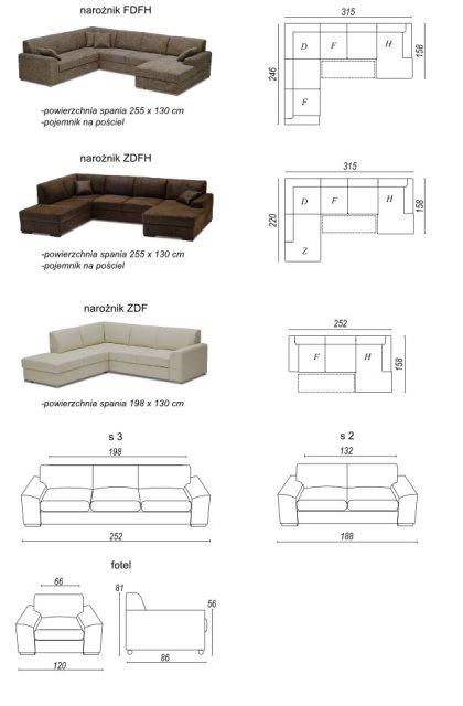 Design Luxus Lounge Sofa Landschaft Couch Polster Garnitur Leder Braun Sl10 Neu Ebay