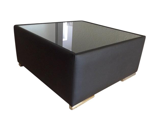 Design Luxus Tisch Lounge Sofa Couch Polster Tisch Leder Wei Sl03 Neu Ebay