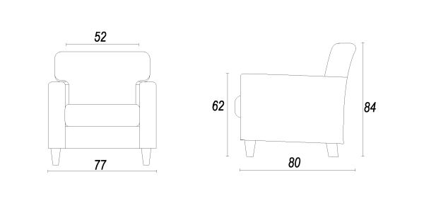 Design Luxus Sessel Lounge Sofa Couch Polster Sitz Leder Schwarz Sl05 Neu Ebay