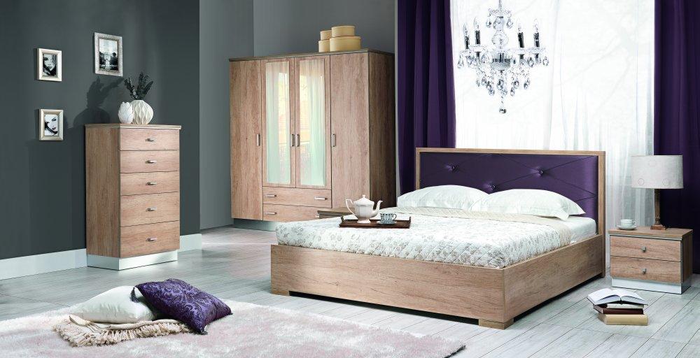 design luxus schlafzimmer set stilm bel edelholz komplett eiche sl32 neu ebay. Black Bedroom Furniture Sets. Home Design Ideas